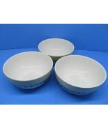 """Royal Doulton Carmina 6"""" Cereal Bowls 1999 Set Of 3 Bowls EUC - $87.22"""
