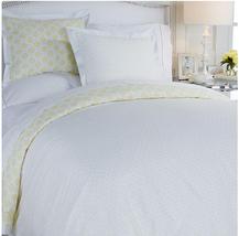 Minnie Driver Hampshire 3-piece Cotton Duvet Set, Yellow, Size Full/Queen - $59.39