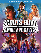 Scouts Guide To The Zombie Apocalypse (2-Disc Combo/Blu-Ray/DVD)