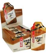 Clif Bar Clif Shot - Organic Mocha 50mg Caffeine - Case of 24 - 1.2 oz - $56.40