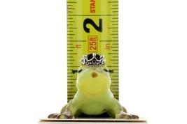 Hagen Renaker Miniature Frog Prince Kissing Ceramic Figurine image 2
