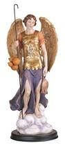 "George S. Chen Imports Archangel Raphael Holy Figurine Religious Decor, 12"" - $52.43"