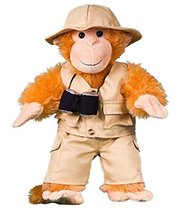 Safar Outfit Outfit Fits Most 14 - 18 Build-a-bear, Vermont Teddy Bears, and Mak - $13.85