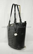 NWT Brahmin Medium Bowie Leather Tote/Shoulder Bag in Black Melbourne - $289.00