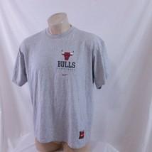 Vintage Nike Chicago Bulls T Shirt 90s NBA Basketball Jordan Rodman Tee ... - $29.99
