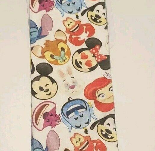 Disney Parks Youth Novelty Socks size Small Emojis image 3
