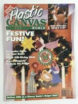 Plastic Canvas World Magazine Volume 3 Number 6 November 1994 - $3.95