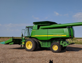2007 JOHN DEERE 9660 STS For Sale In Montezuma, KS 67867 Auction 87957168 image 2