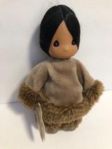"Precious Moments Sulu Alaska Children of the World Doll #1510 1994 9.25""... - $5.89"