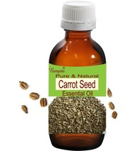 Carrot Seed Pure Natural Undiluted Essential Oil 30 ml Ducus Carotta by Bangota - $22.87