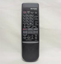 Sharp G1242PESA TV/VCR Combo Remote 13VTCH6, 19FM40, 20SV740, 20VTH60, 25VTH80 - $13.59
