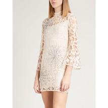 Free People Women's North Star Minidress Ivory Size 8 - $83.16