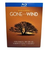 Gone With the Wind Blu-ray Disc 70th Anniversary Edition With Cover Hard... - $37.74