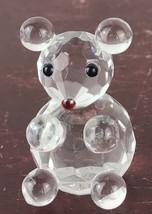 Swarovski Crystal Teddy Bear - $18.70