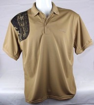 Columbia men's PFG performance fishing gear short sleeve camouflage size... - $23.15