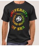 University of Ska Jamaica t shirt 100% cotton skinhead reggae mods retro... - $25.00+