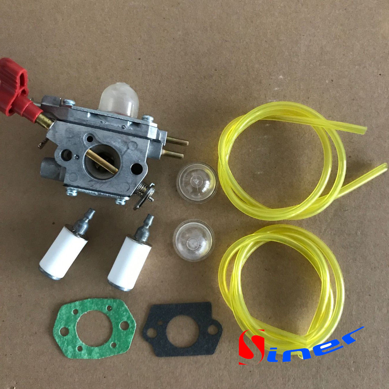 Carburetor Fuel Line Filter  MTD 753-06288 ZAMA C1U-P27 TB2044XP Carb Craftsman for sale  USA