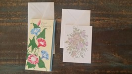 Hallmark and Heart to Heart Vintage Greeting Cards - $6.92