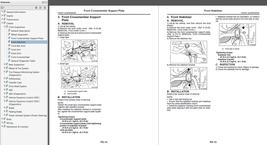 2005 Subaru Legacy / Outback Factory Repair Service Manual - $13.40