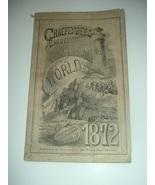 Graefenberg Medicines Almanac Light For The World 1872 - $24.99