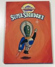 Cranium Super Showdown Game Red Secret Keeper Card Folder Replacement Pi... - $5.34