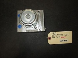 13 Honda Accord 2.4L Abs Pump Only *See Item Description* - $39.55