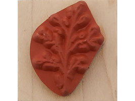 Judith Branch Wood Mounted Rubber Stamp #C-29 image 2