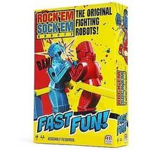 Rock 'em Sock 'em Robots Game Travel Version - $12.99