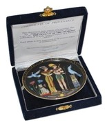 """Limited Edition Collector's Plate Fathi Mahmoud """"The Legend of the Phara... - $24.99"""