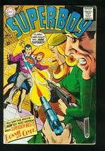 SUPERBOY #149 1968-DC SILVER AGE-BONNIE & CLYDE-VG - $20.18