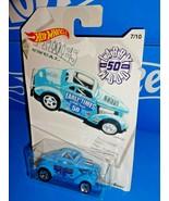 Hot Wheels 2019 Wal-Mart Larry Wood 50th Series 7/10 Pass'n Gasser Light... - $5.00