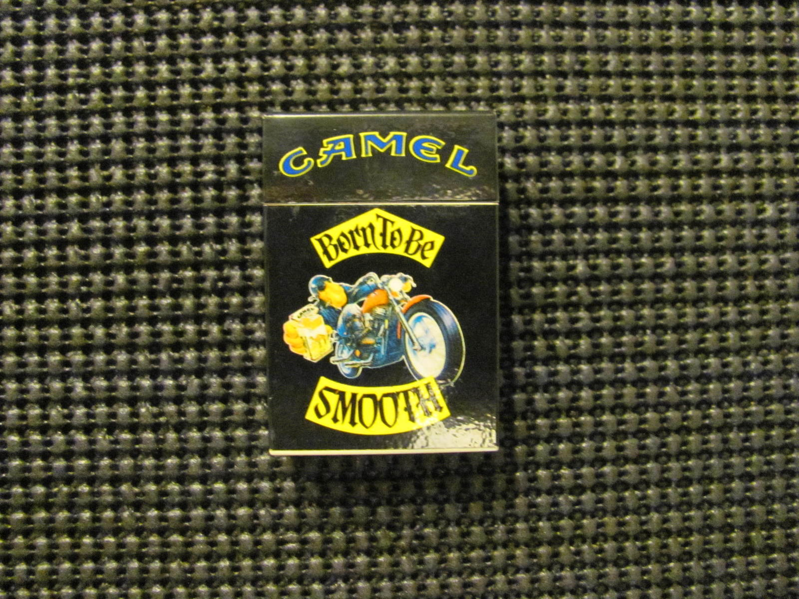Camel 'Born to be Smooth' Butane Lighter - $11.95