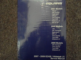 2007 2008 2009 Polaris EDGE WIDETRAK LX  Touring RMK Shop Repair Service Manual - $38.62