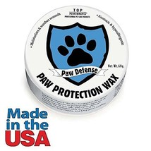 Dog Paw Protection Wax Nontoxic Hypoallergenic Keep Pet Paws Healthy Yea... - $24.14