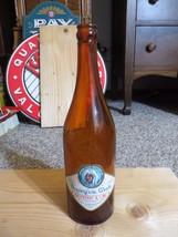 Myopia Club Beverage Co Raspberry & Lime Islington Mass brown bottle dur... - $71.25
