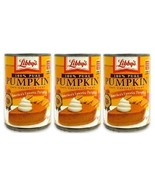 Libby's 100% Pure Pumpkin 3 Pack - $17.77
