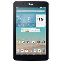 LG G Pad 4G LTE Tablet, Titan Gray 7-Inch 16GB (AT&T)