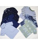 Baby Gap Polo Shirts T-Shirts Long Sleeve Tops Boys Size 5 Years - Lot o... - $44.55