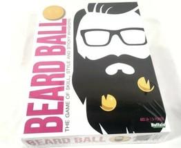 Buffalo Games Beard Ball Game Beardball Funny Family Bearded Man fun Game - $19.39
