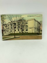 The High École Portsmouth Oh Carte Postale - $10.02
