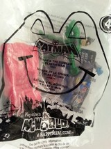 McDonald's 2011 Batman and The Riddler No 4 MIP Cake Topper PVC Figure Toy - $3.95