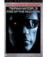 Terminator 3: Rise of the Machines (DVD, 2003, ... - $9.00