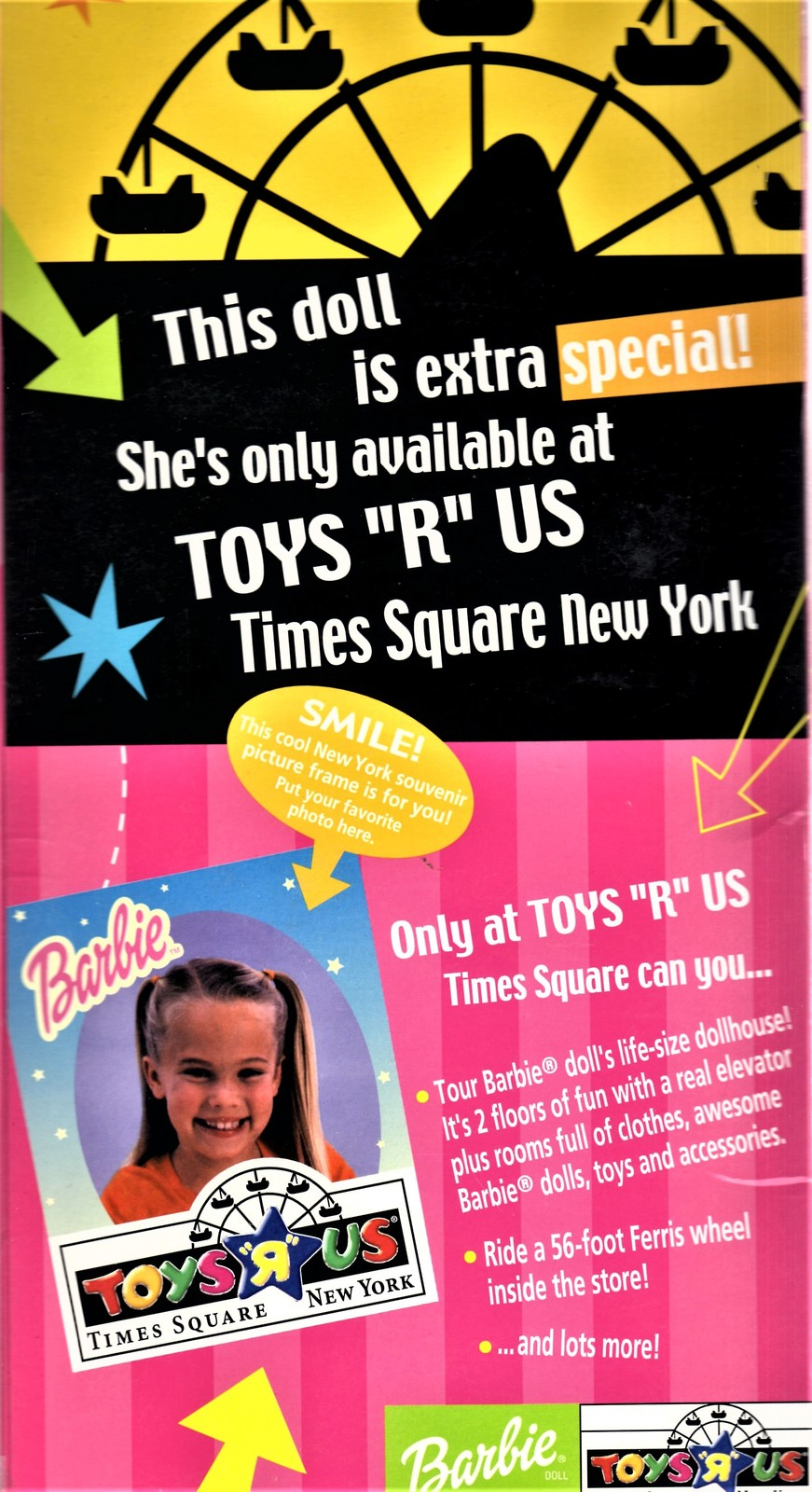 Barbie Doll - Toys R Us, Times Square New York image 4