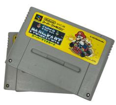 Super Mario Kart SFC Nintendo Super Famicom SNES Japan - $12.20