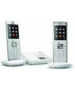 Gigaset cl660a analog/dect duo cordless phone with answering machine & - $378.59