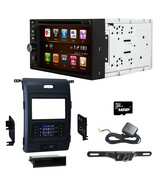GPS Navigation DVD Multimedia Radio and Dash Kit for Ford F-150 2013-201... - $653.39