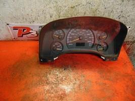 04 05 07 06 GMC Savana express speedometer instrument gauge cluster 1037... - $84.14