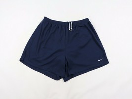 Vintage Nike Mens 2XL XXL Small Swoosh Logo Travis Scott Lined Soccer Sh... - $39.55