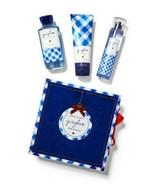New Bath & Body Works Gingham Gift Easel-style Box Set Mist, Shower Gel,... - $39.27