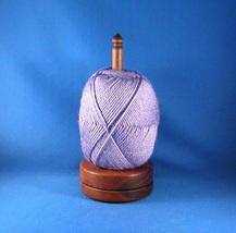 Deluxe Walnut Yarn/Thread Holder - Natural Wax ... - $50.00